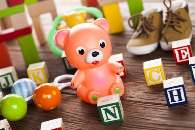 Baby World toys collection