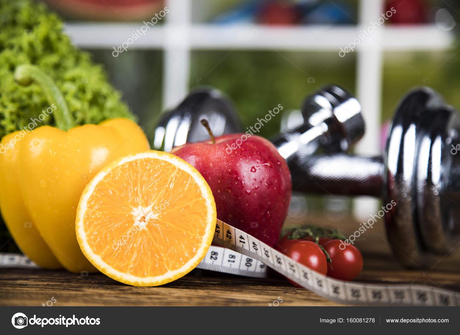 Концепция диета спорт — стоковое фото © janpietruszka #160058214.