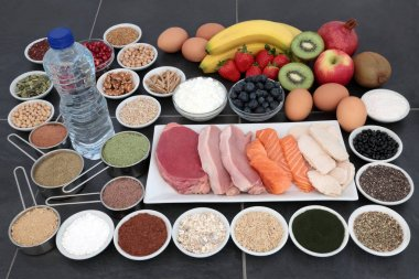 Food for Body Builders