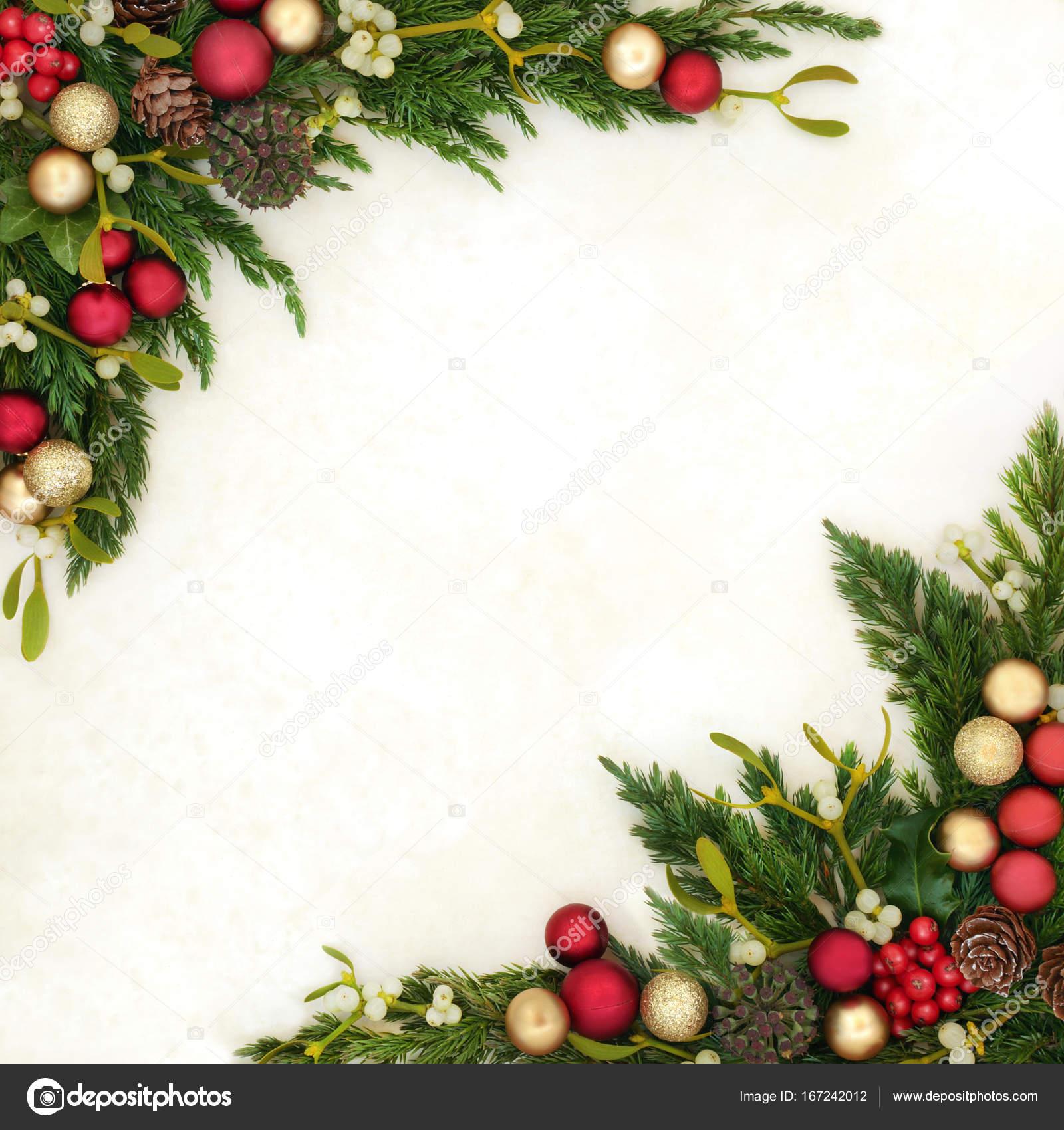 Christmas Boarder.Decorative Christmas Border Stock Photo C Marilyna 167242012