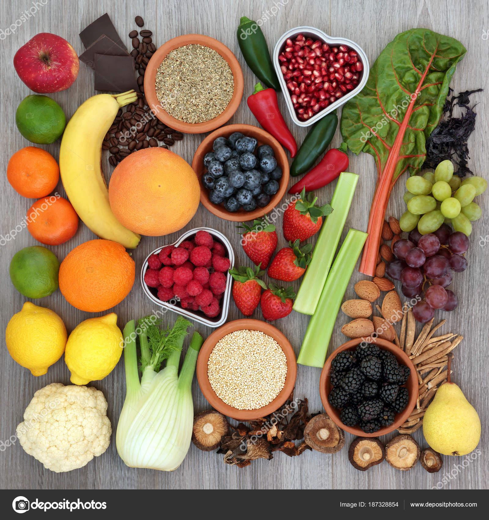 antioxidanten dieet
