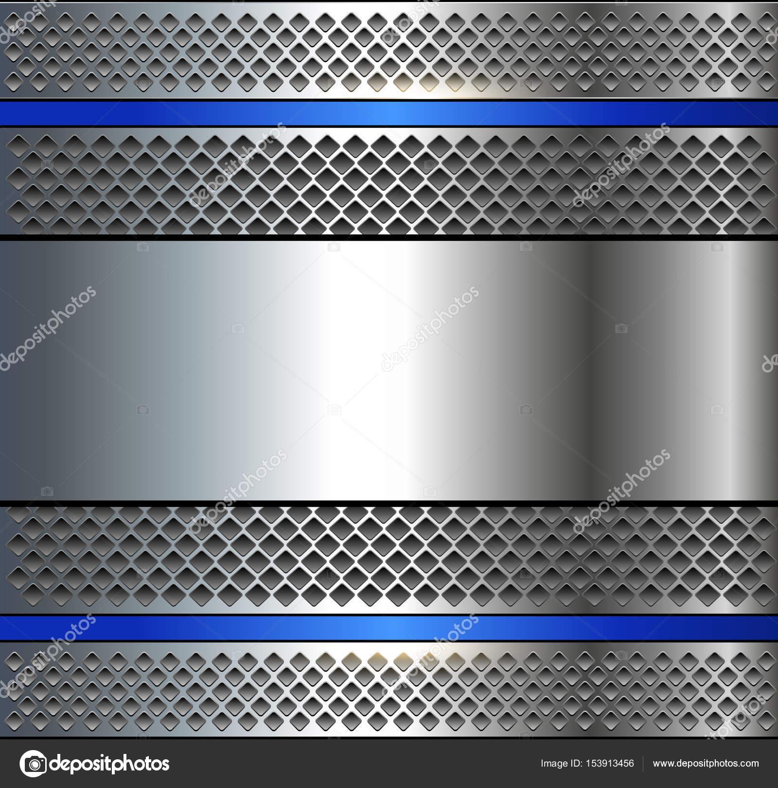 background metallic silver blue � stock vector 169 cobalt88