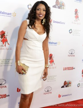 Areva Martin at The 19TH Annual First Ladies High Tea 10-22-16 at the Beverly Hilton Hotel in Beverly Hills, CA