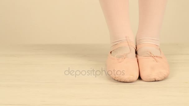 balerína nohy, tanec