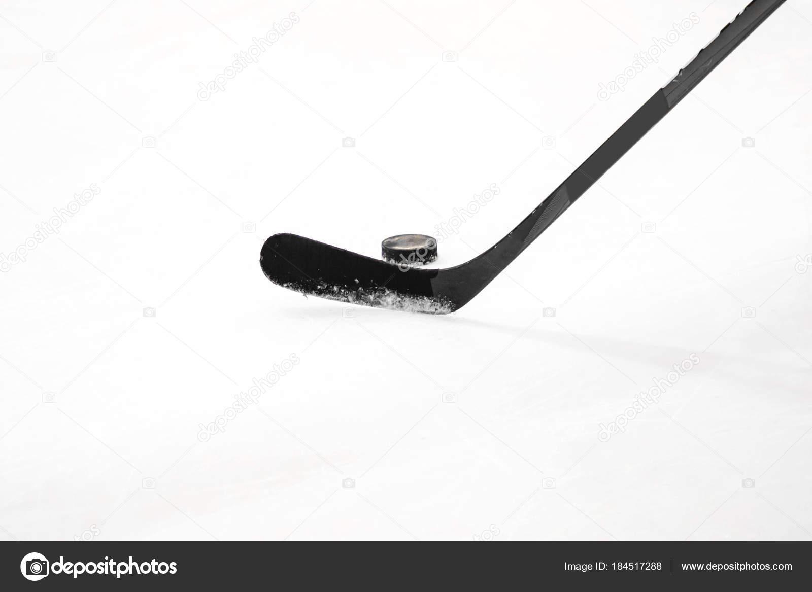 Palo Hockey Hielo — Foto de stock © lsantilli #184517288