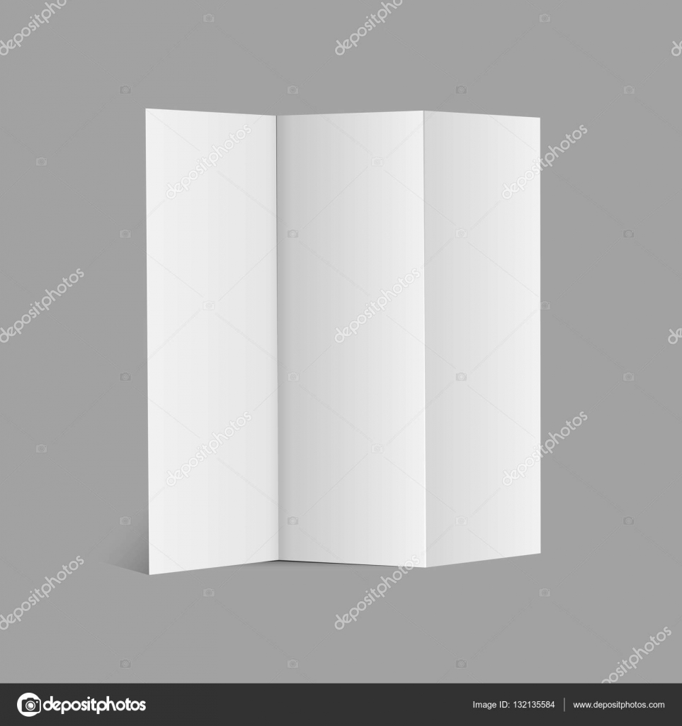 White Page Brochure Mockup Template For Your Branding And Iden - Brochure mockup template