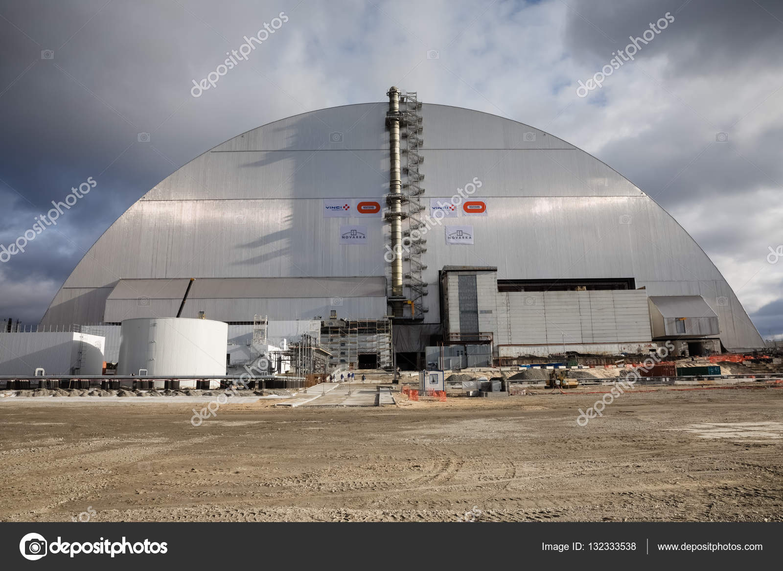 Chernobyl nuclear power plant stock editorial photo palinchak chernobyl nuclear power plant stock photo freerunsca Images