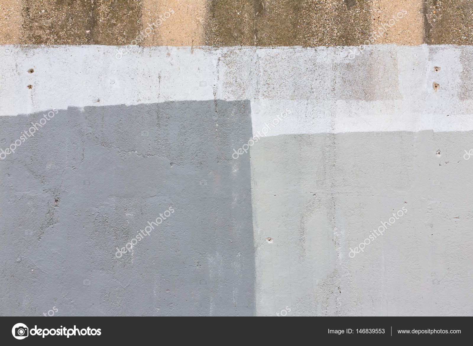 Vieux mur peint gris — Photographie palinchak © #146839553