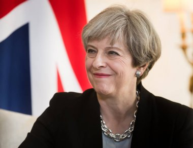 Prime Minister of the United Kingdom Theresa May