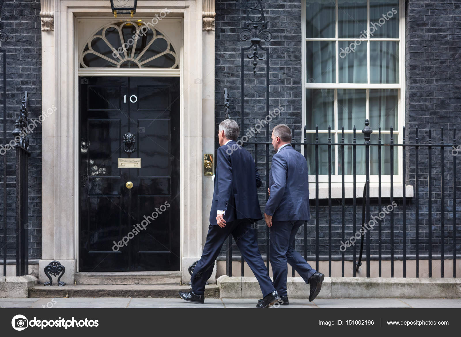 Cabinet du premier ministre de Grande-Bretagne — Photo éditoriale on