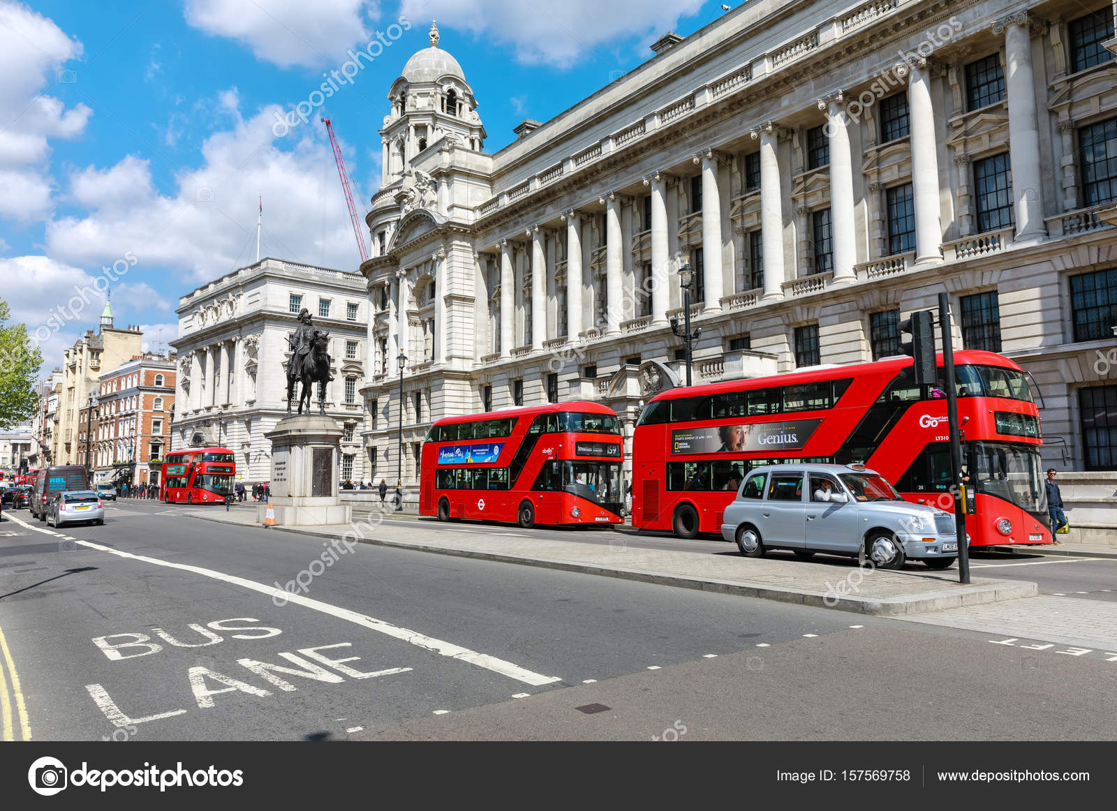 Straßen Von London Redaktionelles Stockfoto Palinchak 157569758