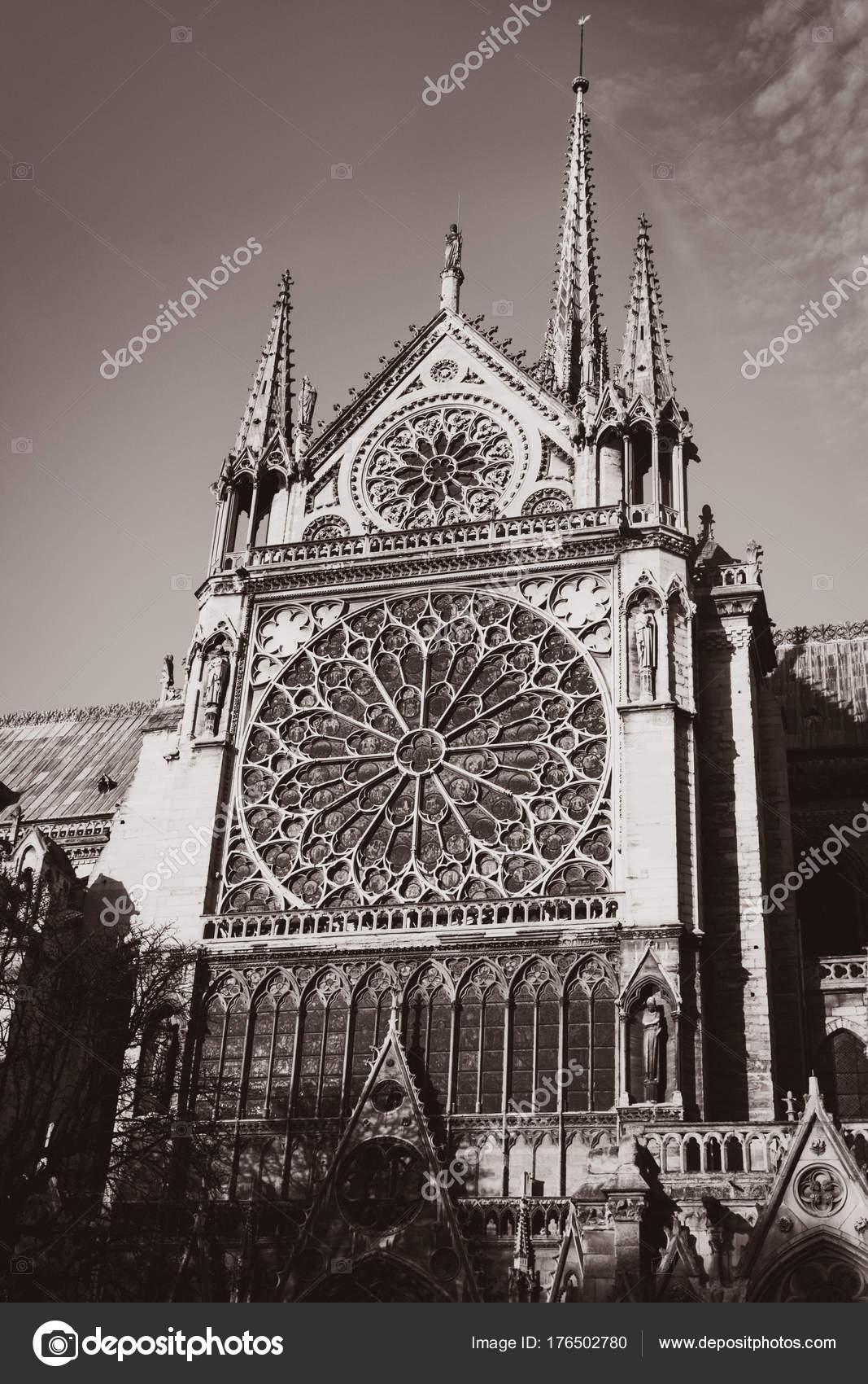Notre Dame De Paris Stock Photo C Palinchak 176502780