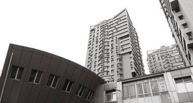 Modern Kyiv architecture