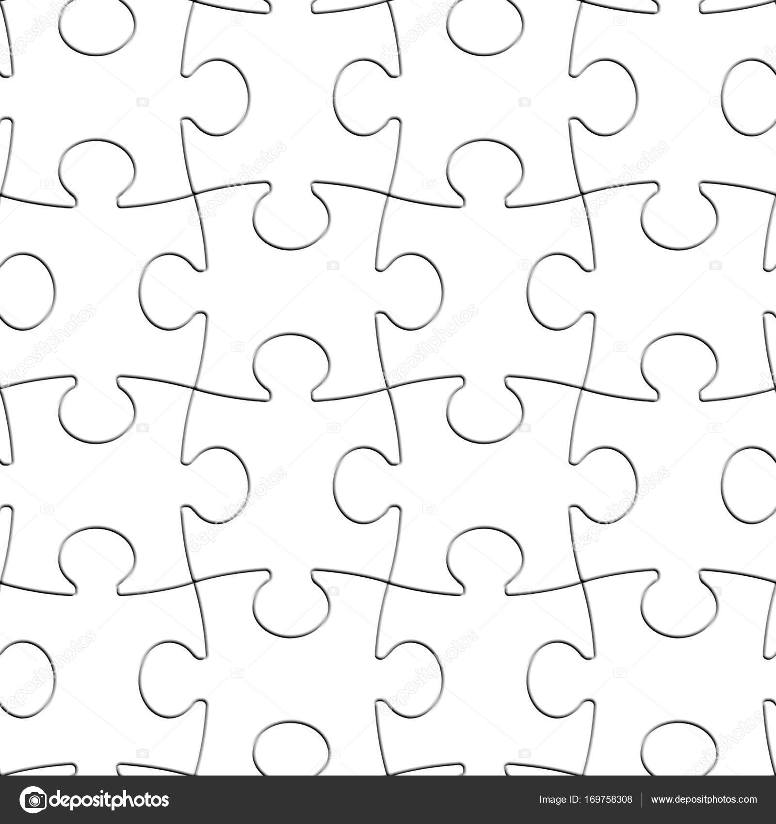 puzzle weispieler nahtlose hintergrund leere komplette puzzle muster foto von vladimirs - Puzzle Muster
