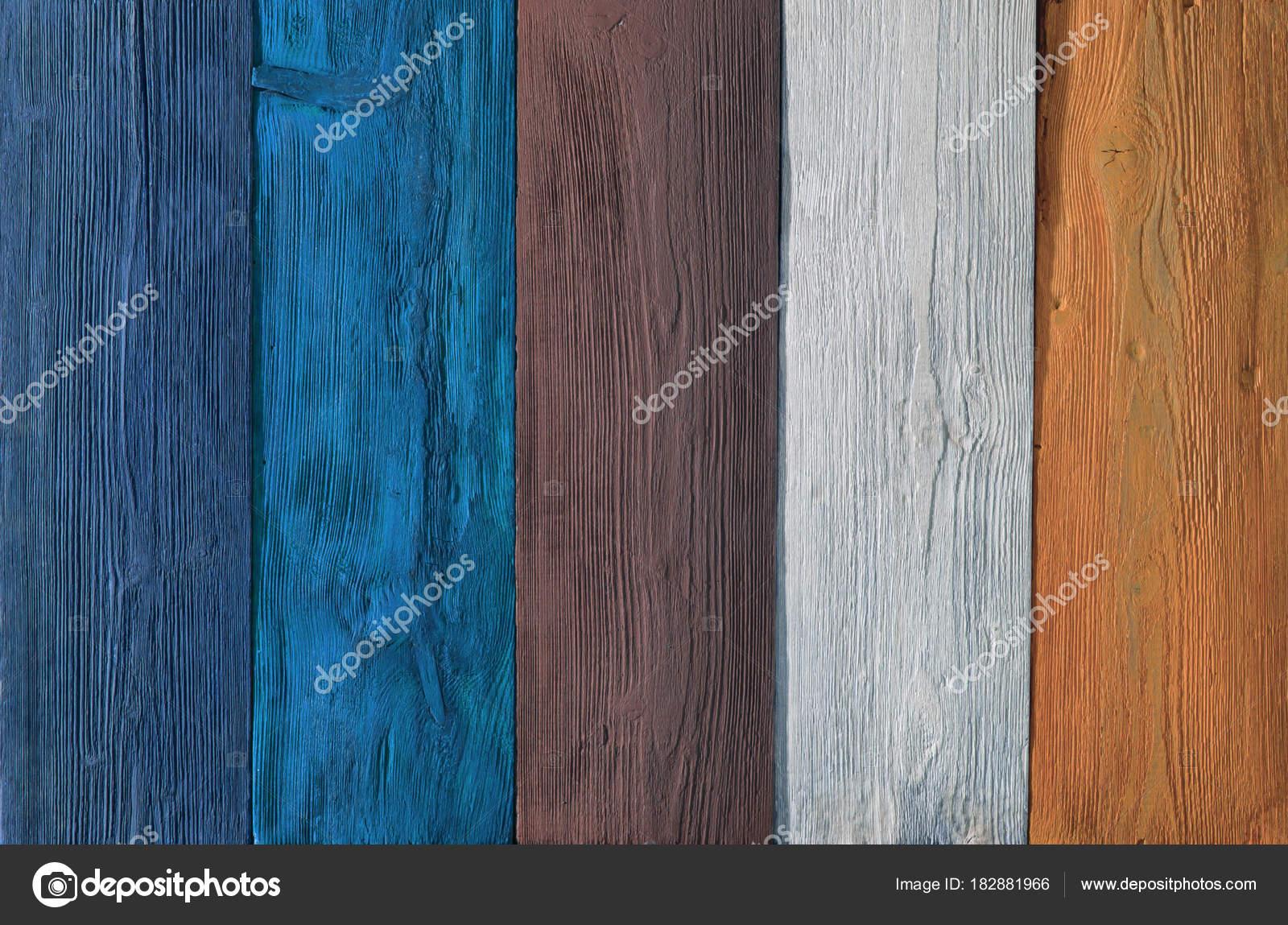 holz hintergrund farben, bunte holzbohlen textur, bunte holz