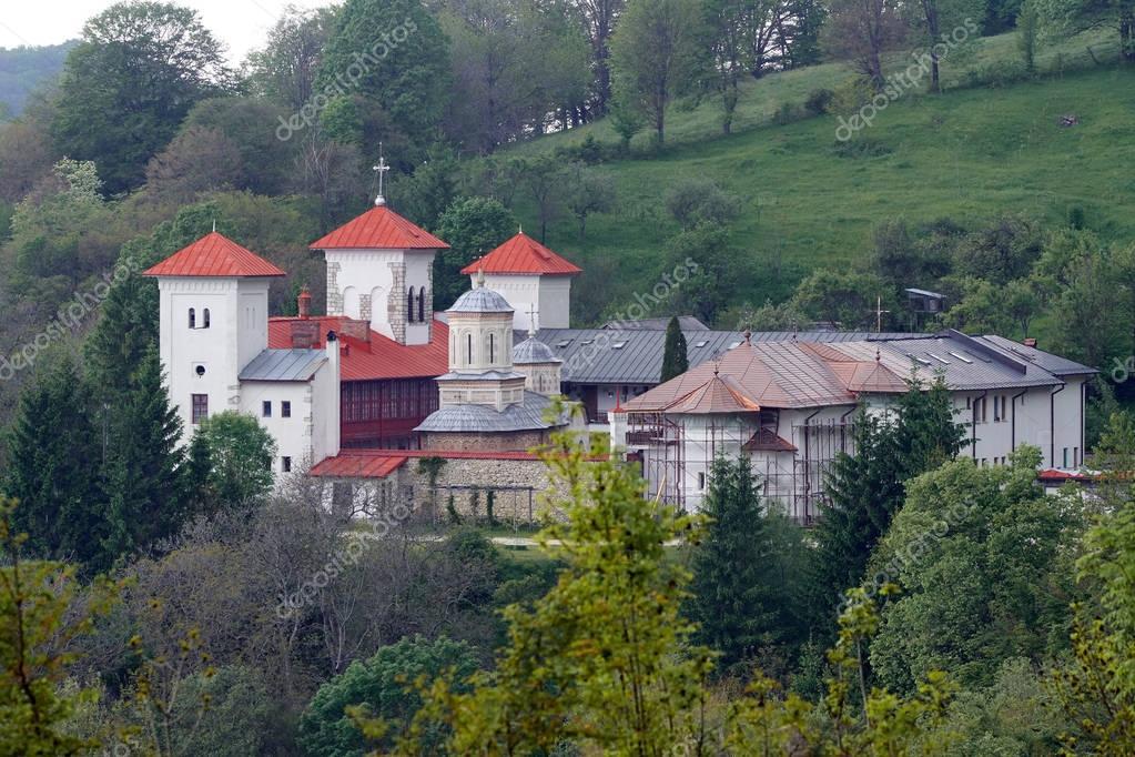 Arnota monastery in Romania
