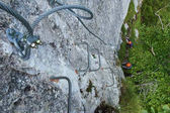 Fotografia persone scalare montagne