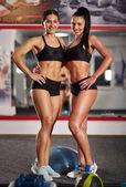 Fotografie Frauen Fitness-Modelle