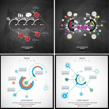 infographics business templates
