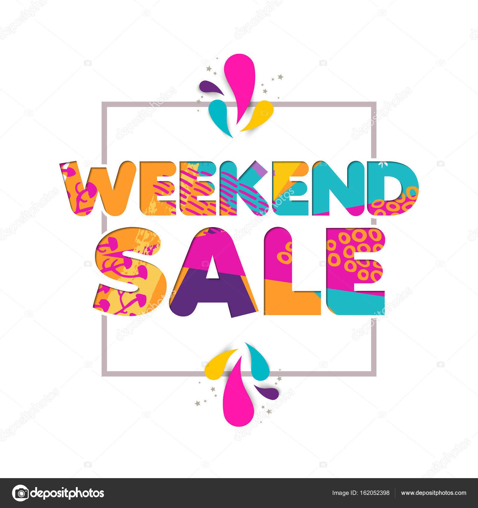 imágenes remate presupuesto de venta especial fin de semana de