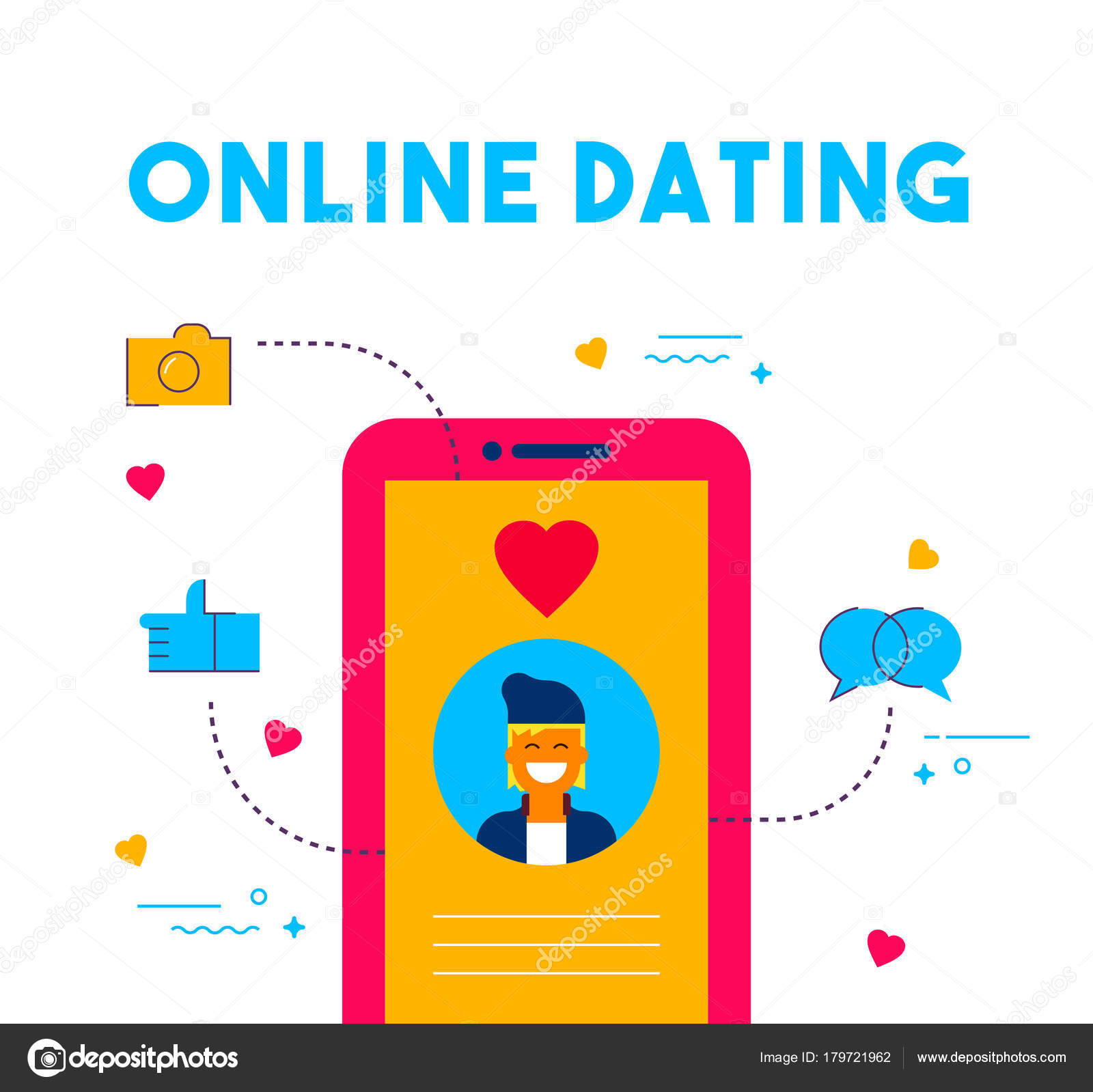 foton för online dating