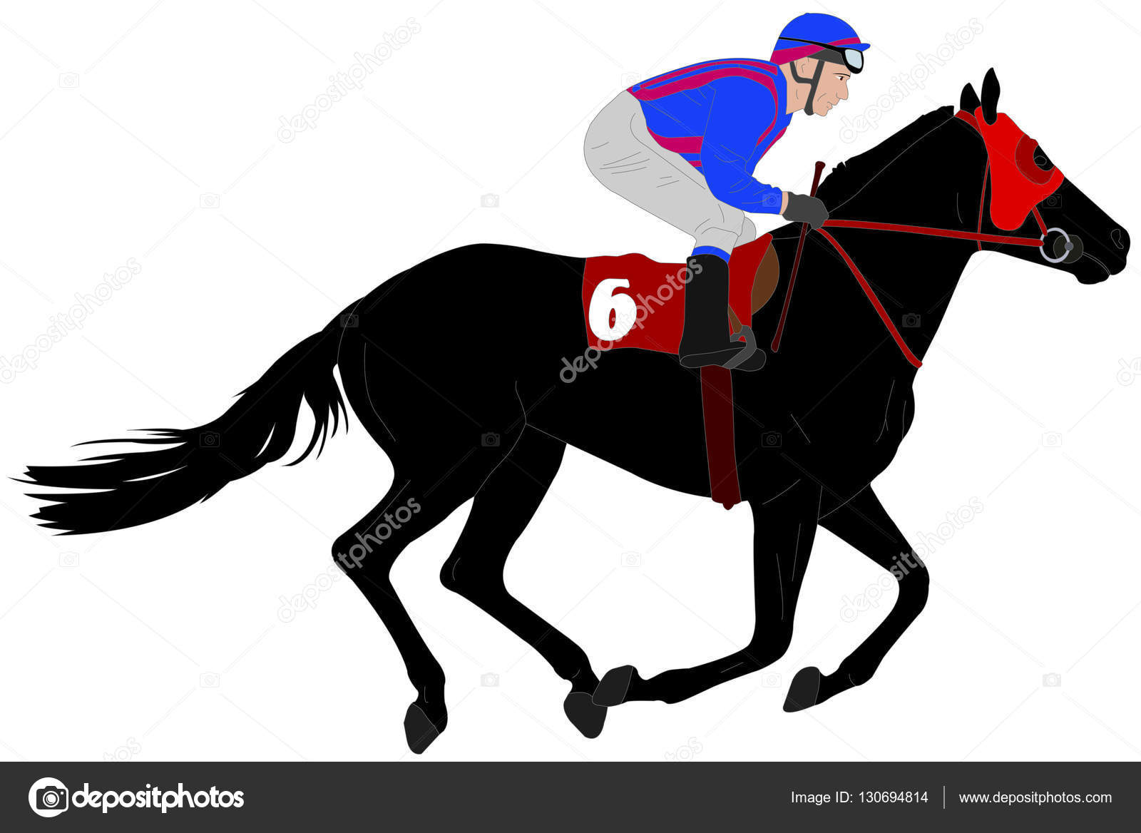 Fotos de caballos de carrera 29