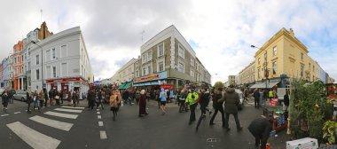 Portobello London Panorama