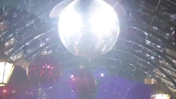 Christmas Disco Pendant