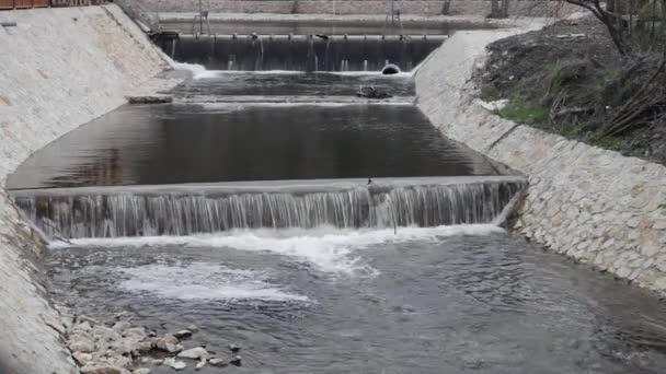 River Water Cascades