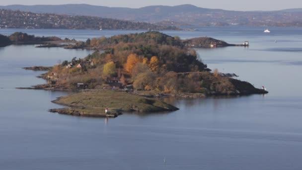 Bleikoya ostrov Oslo