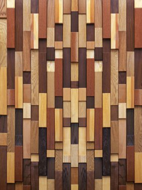 Wood Tiles Background