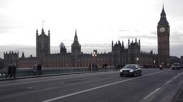 Westmünsterbrücke in London