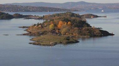 Bleikoya ostrov poblíž Oslo