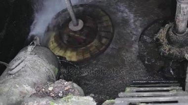Vodní kolo Retro mlýn
