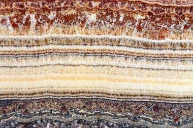 Sedimentary Layers Background
