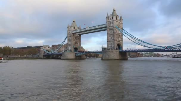 Timelapse London Tower Bridge