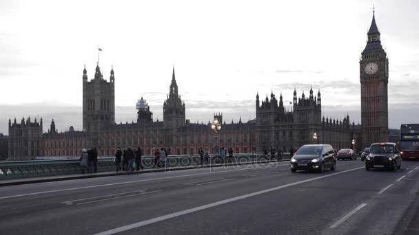 Westminsterský palác Londýn