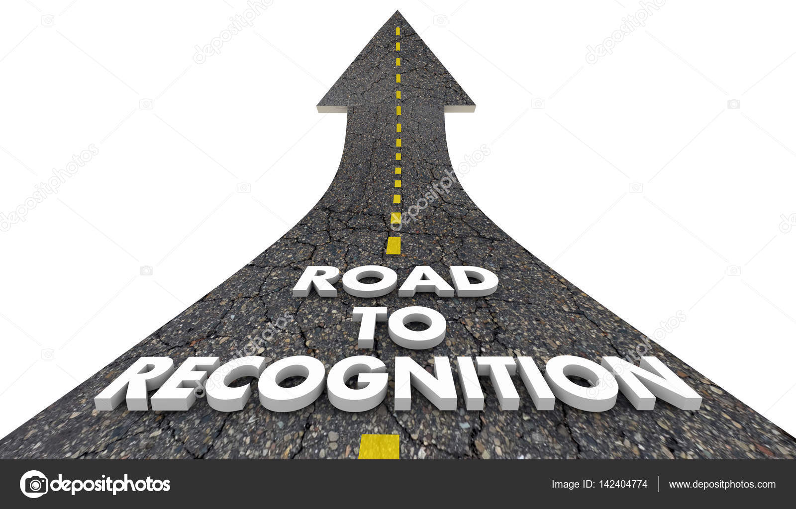 Image result for Image of Road to recognition