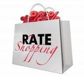 Nákupní taška úroková sazba nejnižší