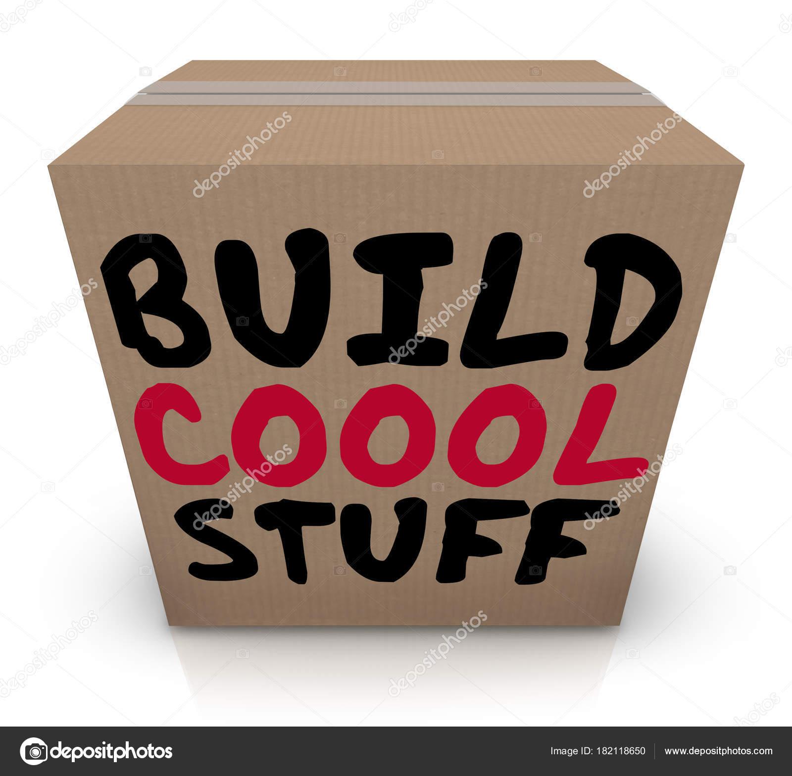 Build Cool Stuff Box Project Tools Materials Make Invent ...