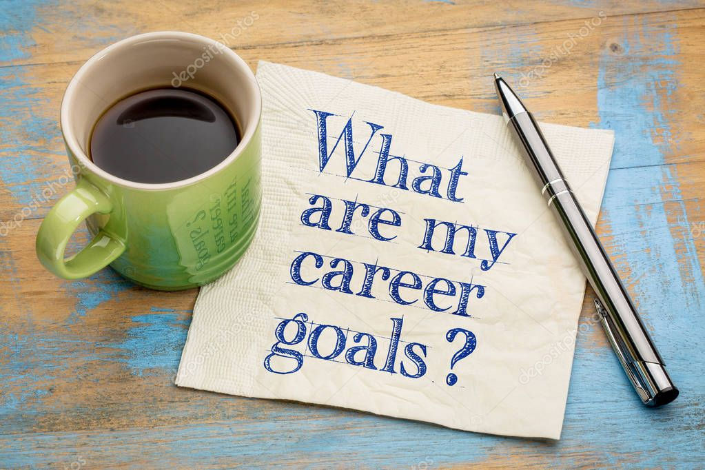 What are my career goals?