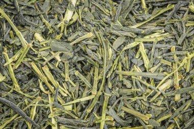 Iccha Kariban green tea background