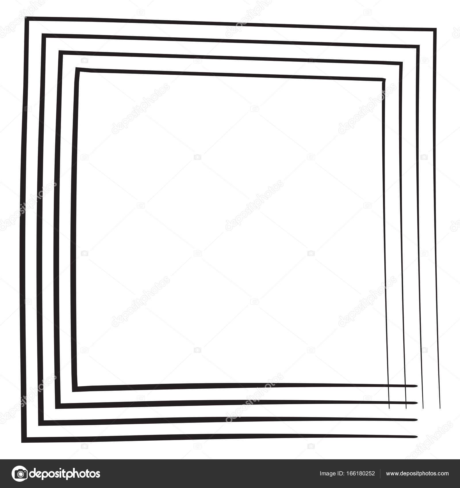 Schwarze Fotorahmen — Stockfoto © janefromyork #166180252