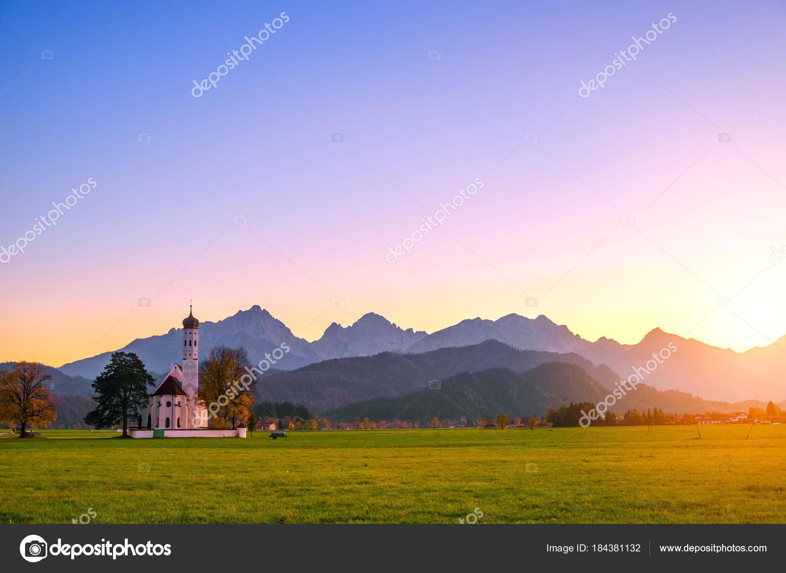 ドイツ、バイエルン州の聖カール...