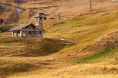 Photo  Idyllic alpine mountain scenery