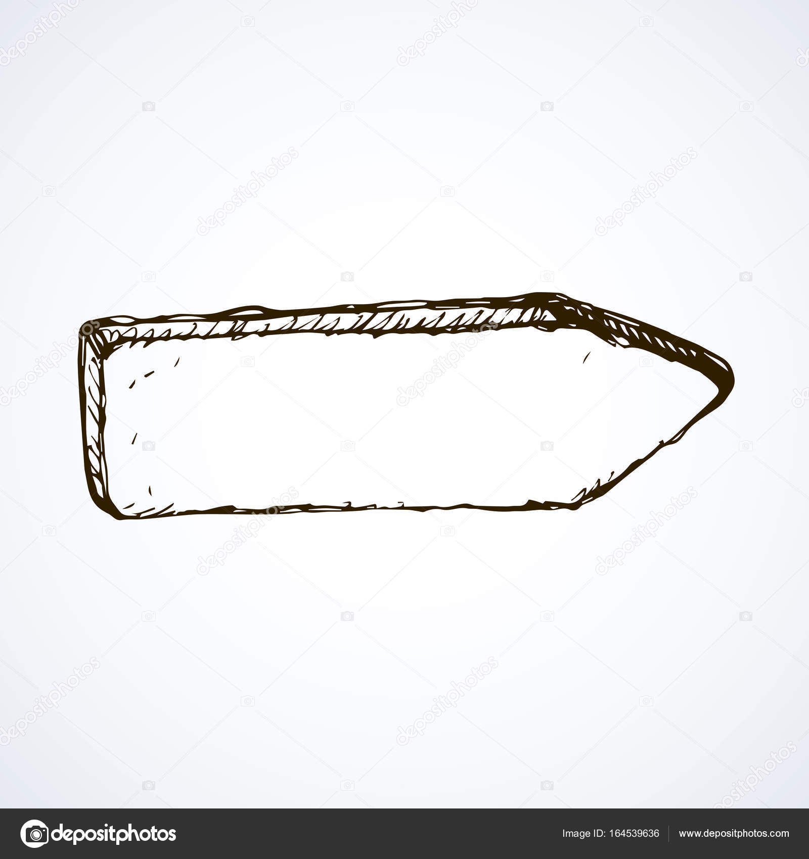 Frame pointer. Vector drawing — Stock Vector © Marinka #164539636