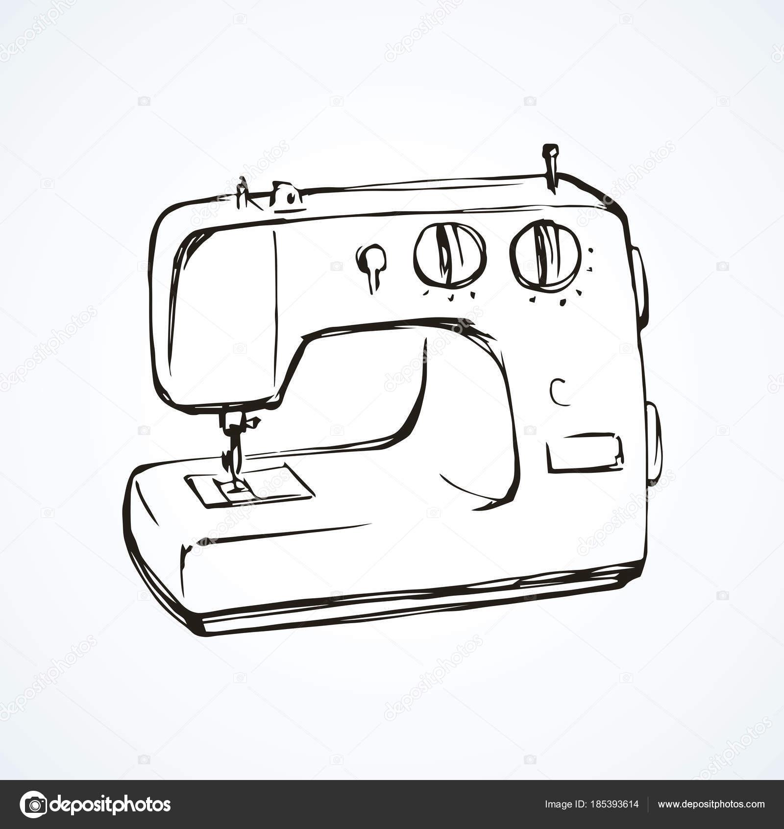 personnes notables dessin de machine coudre jv16 humatraffin. Black Bedroom Furniture Sets. Home Design Ideas
