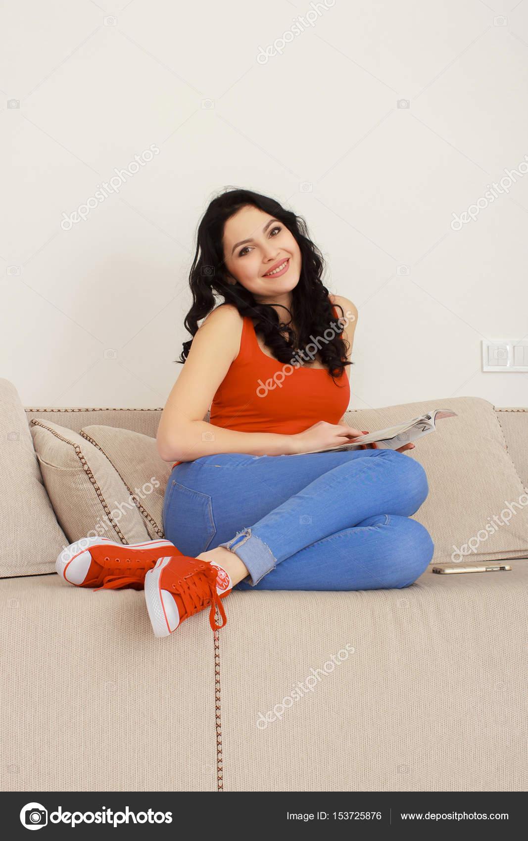 magazine jeune femme