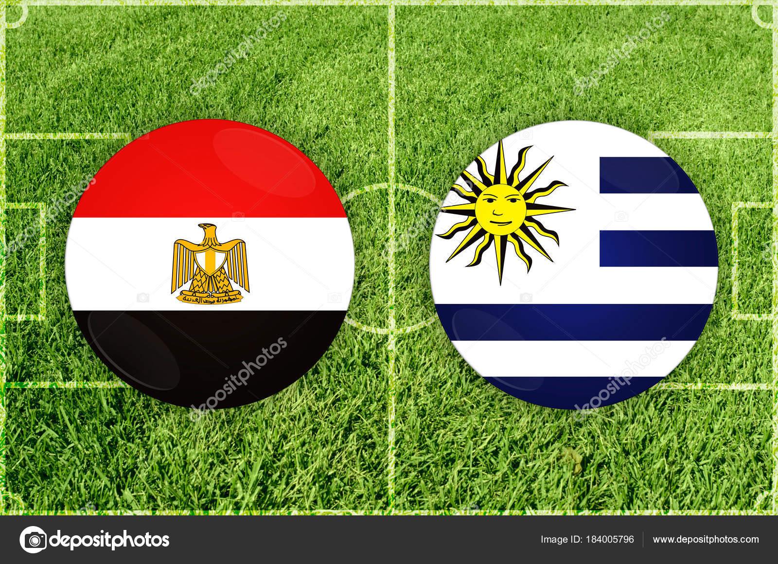 Г¤gypten Vs Uruguay