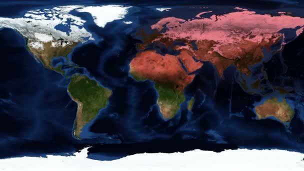 koronavirus infikuje planetu